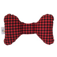 Buffalo Plaid Ear Head Support