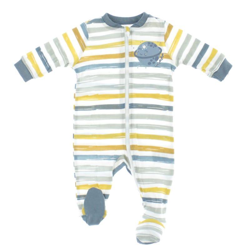 Pyjama Rayé Lunes 0-30mois