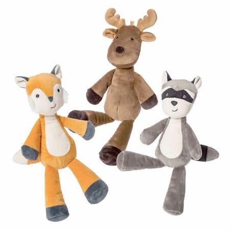 "Bundle Forest Animals 9"" 3 mrcx"