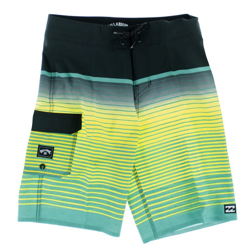 All Day Stripe Boardshort 8-16y