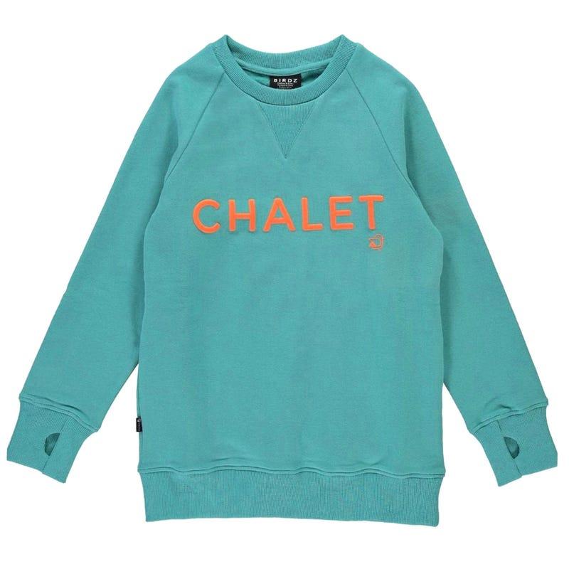 Gilet Ouaté Chalet 4-6ans