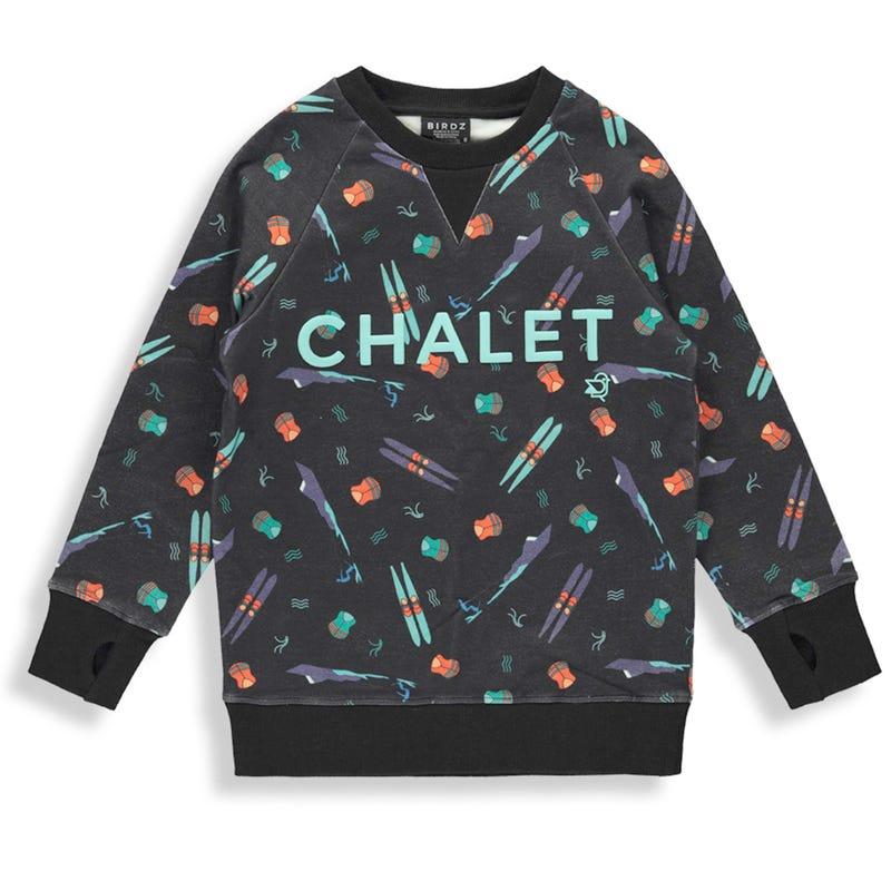 Gilet Ouaté Chalet Nautique 2-6ans
