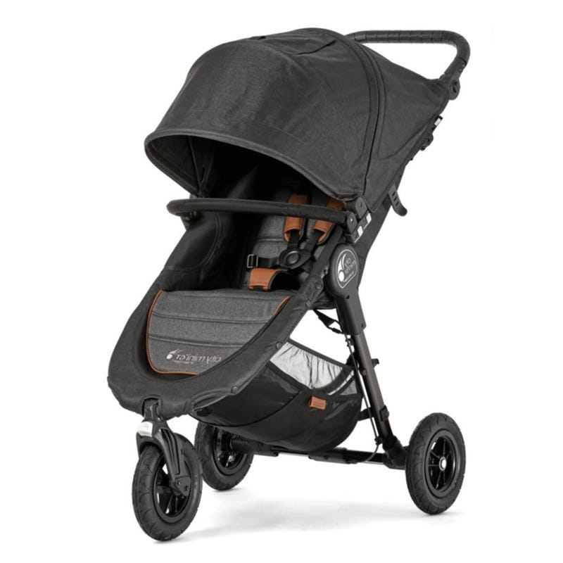 City Mini GT Stroller -10th Anniversary Special Edition Gray