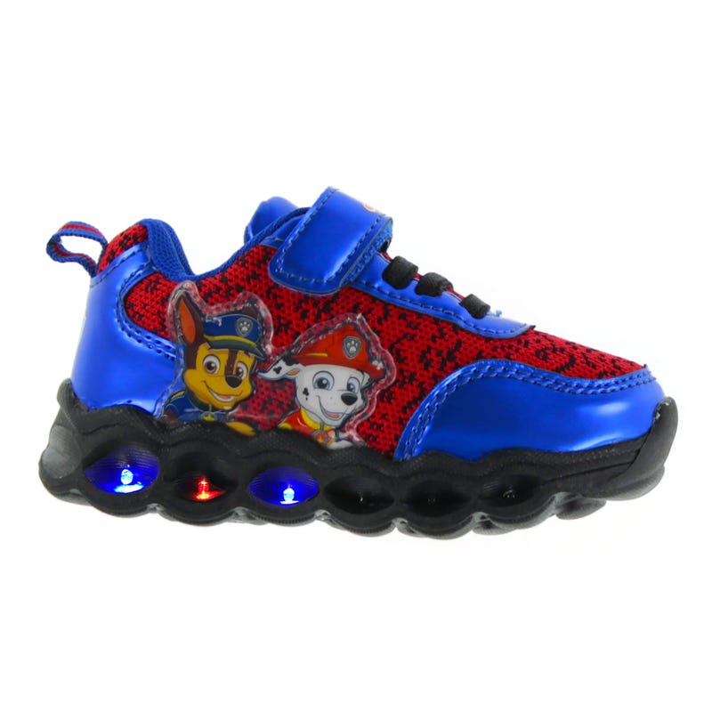 Paw Patrol Show Sizes 5-10