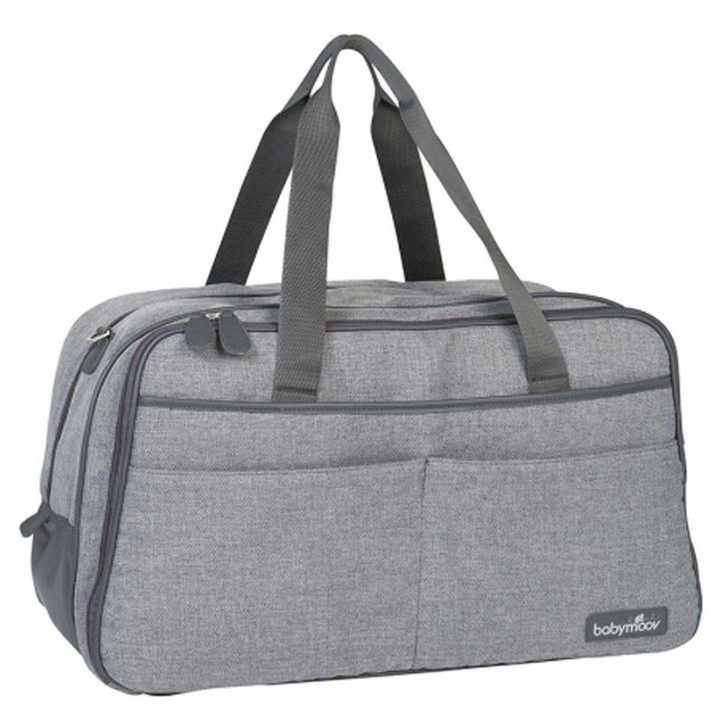 Traveller Diaper Bag - Smokey Gray