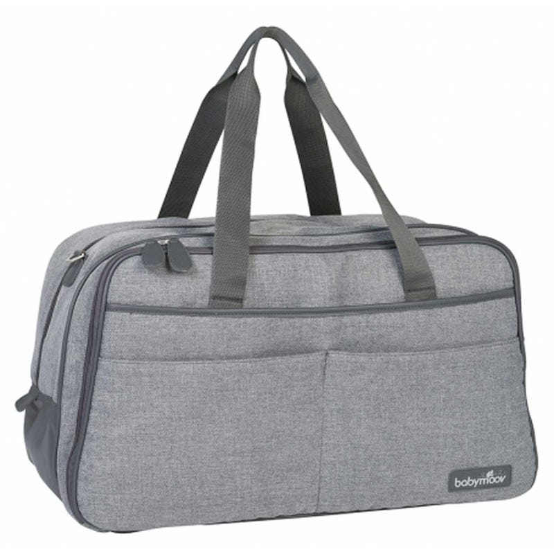 Sac à Couches Traveller - Smokey Gris