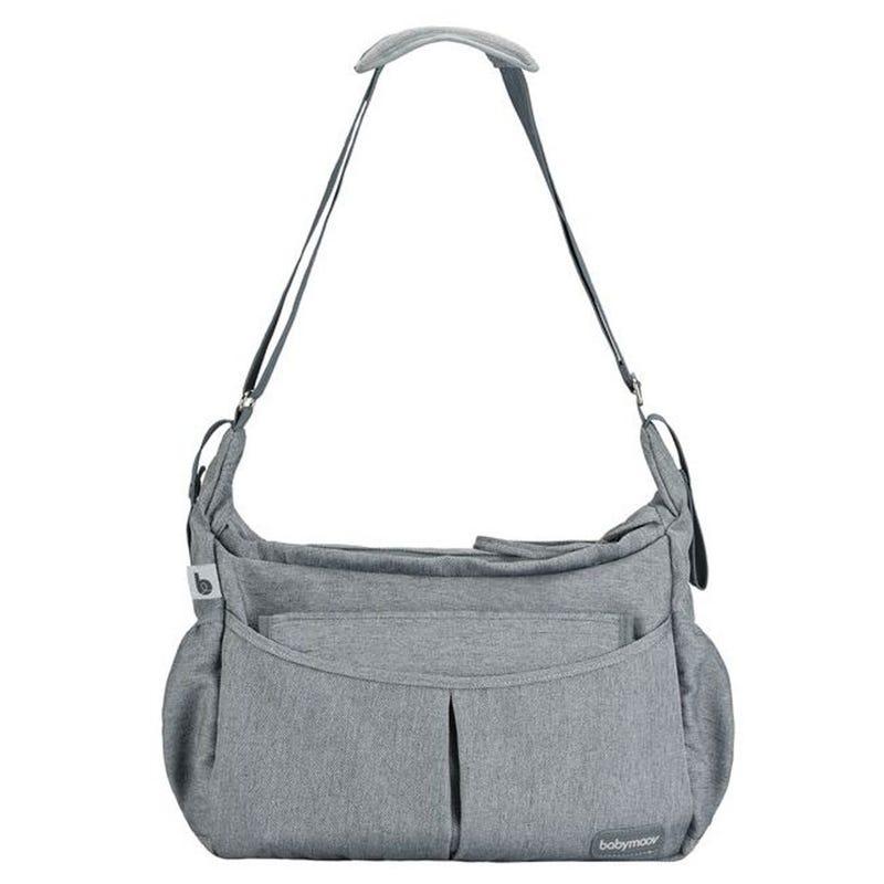 Urban Diaper Bag - Gray
