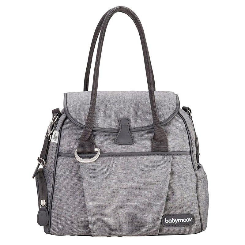 Style Diaper Bag - Gray
