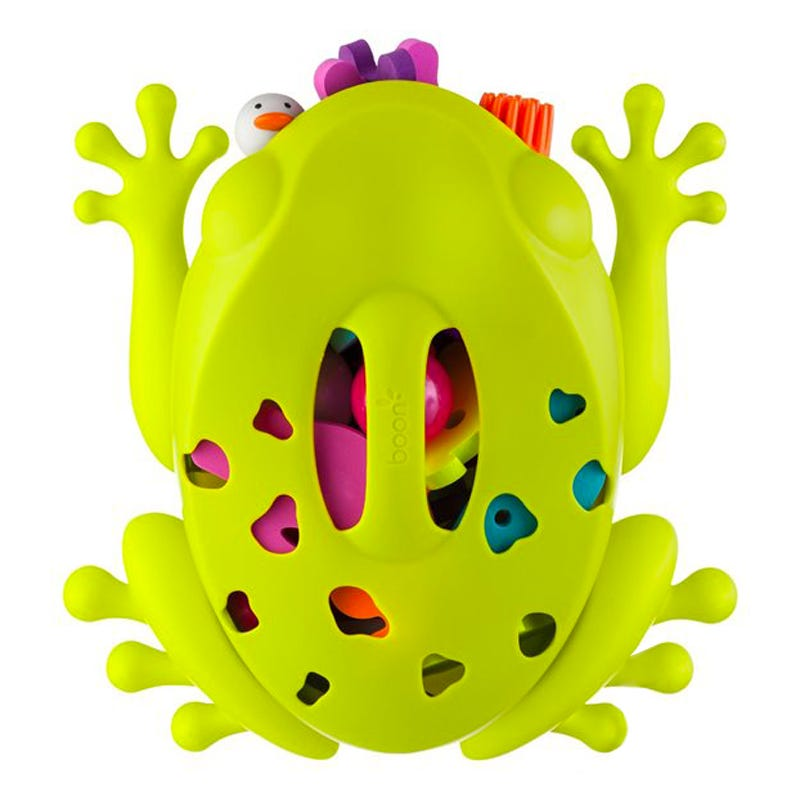 Bath Toy Storage - Frog