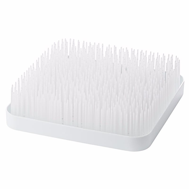 Grass Countertop Drying Rack - White