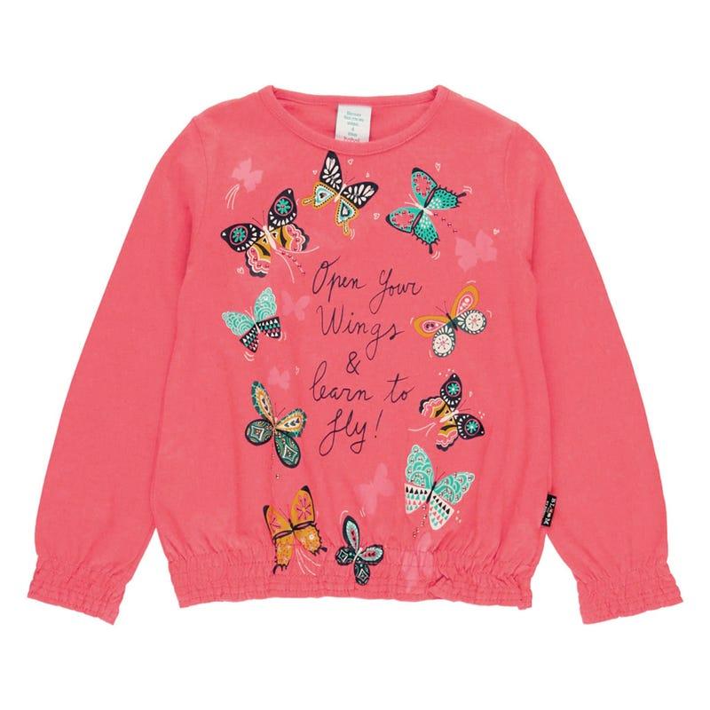Bloom Butterfly T-shirt 4-10y