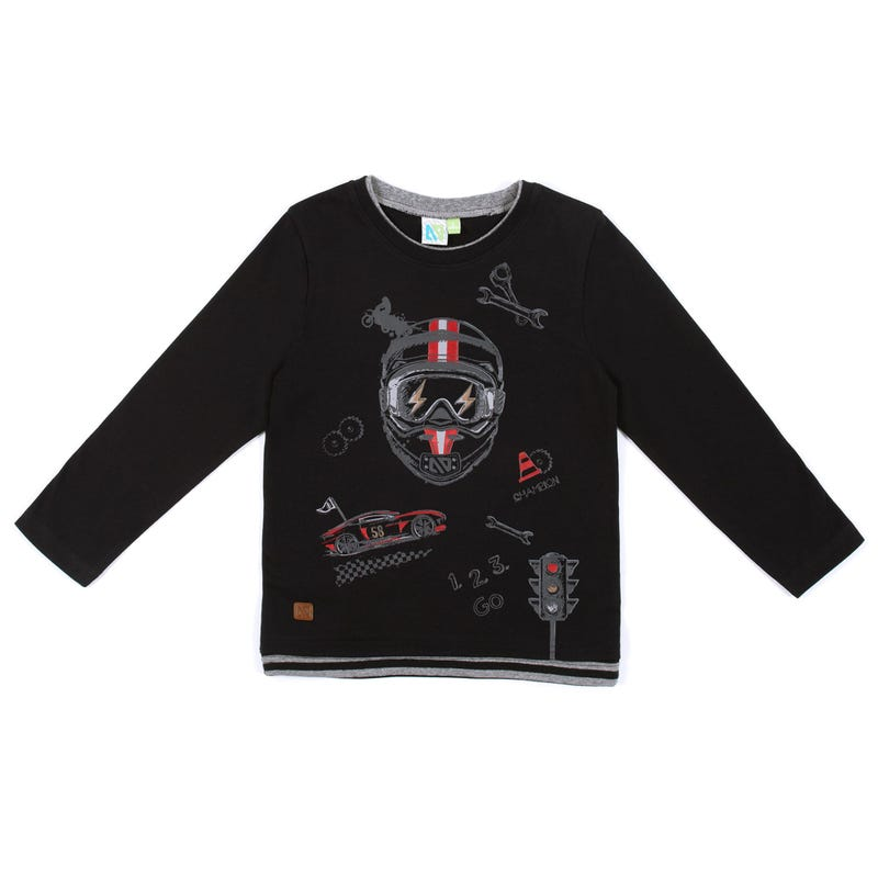 T-Shirt Manches Longues Nomade 2-6ans