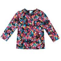 T-shirt M/L Fleurs Pérou 7-12