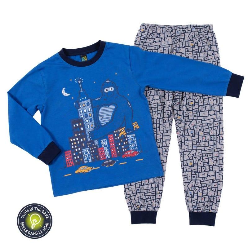 Gorilla Pajamas 7-12