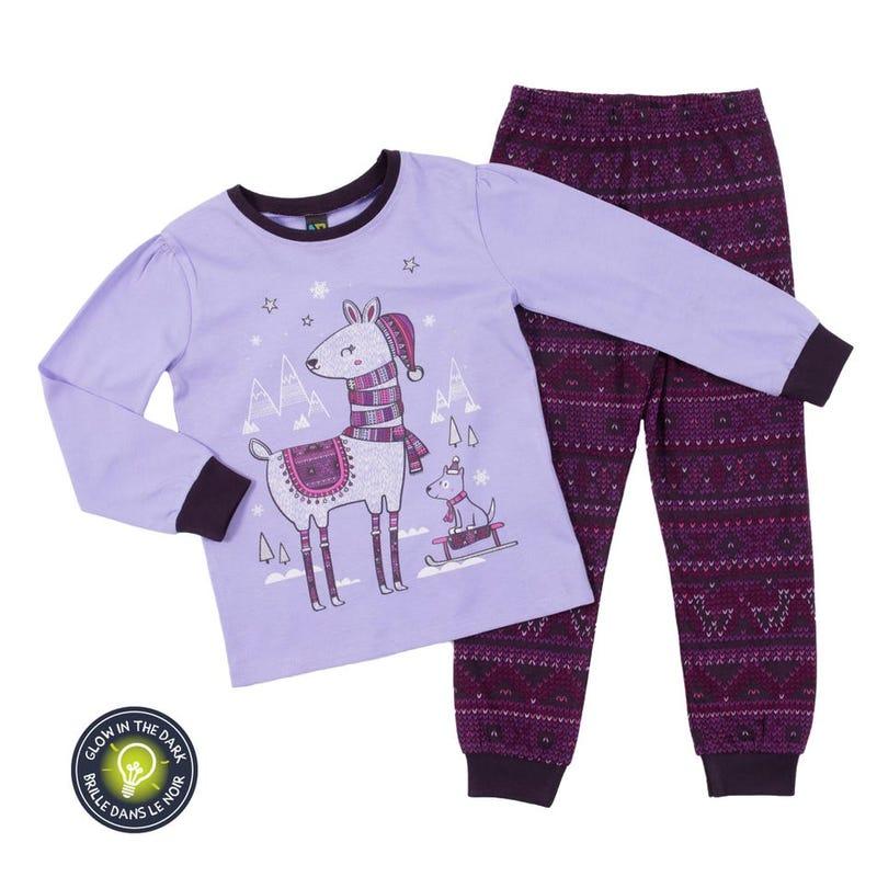 Pyjama Lama 7-12ans
