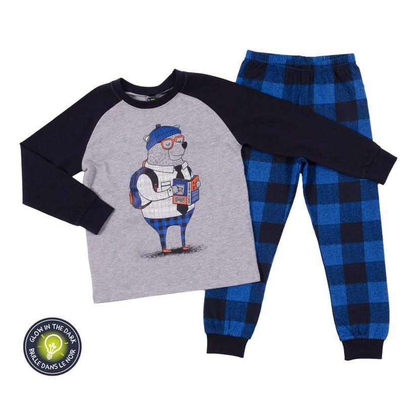 Bear Pajamas 7-12