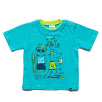 Animal Adventure Shirt 3-24m