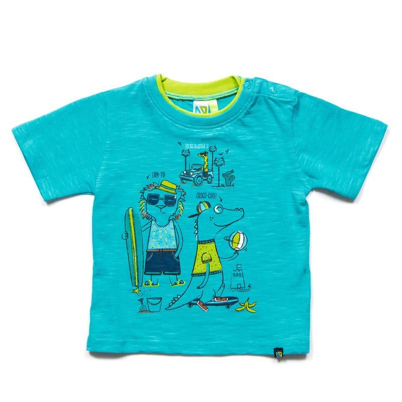Animal Adventure Shirt 3-24m