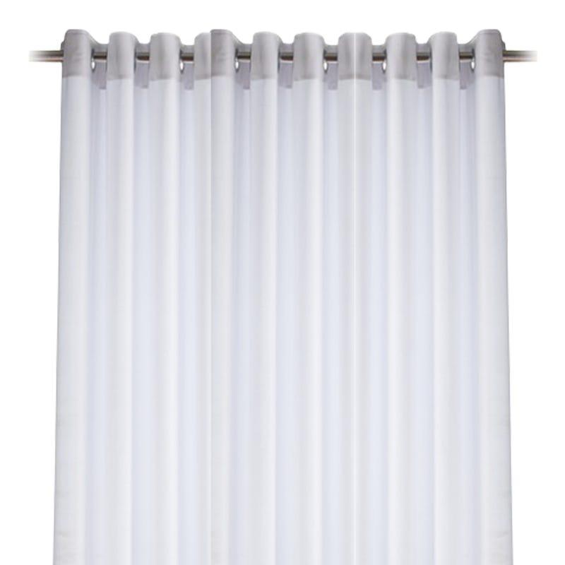 Curtain - Modern White