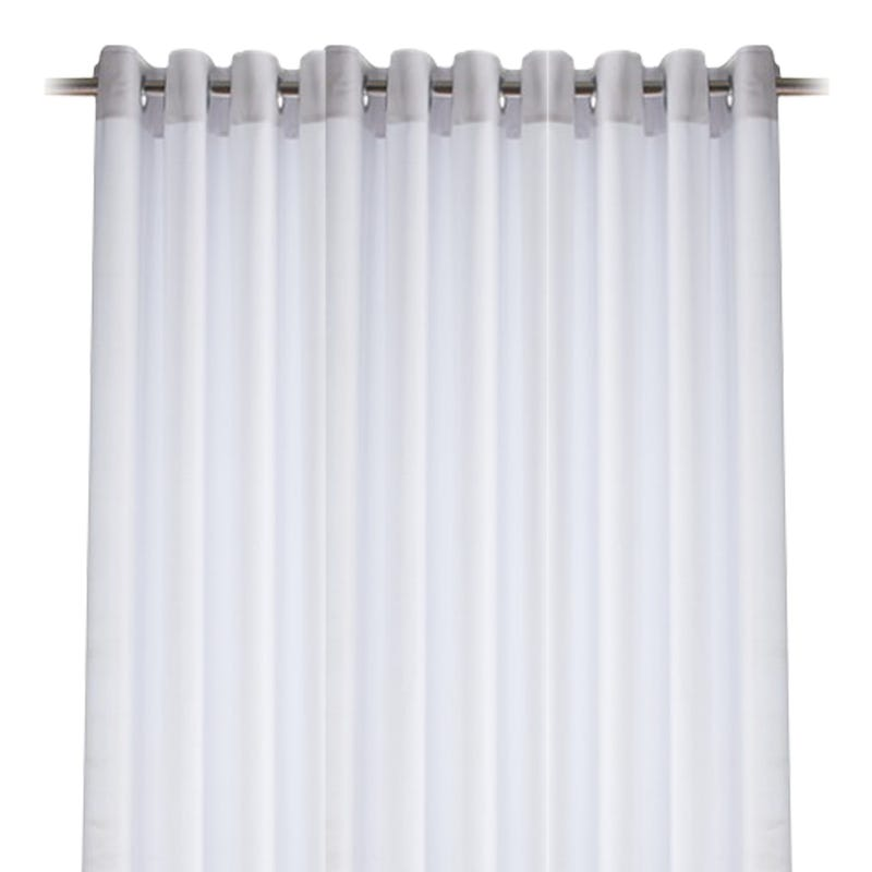 Curtain - Modern White