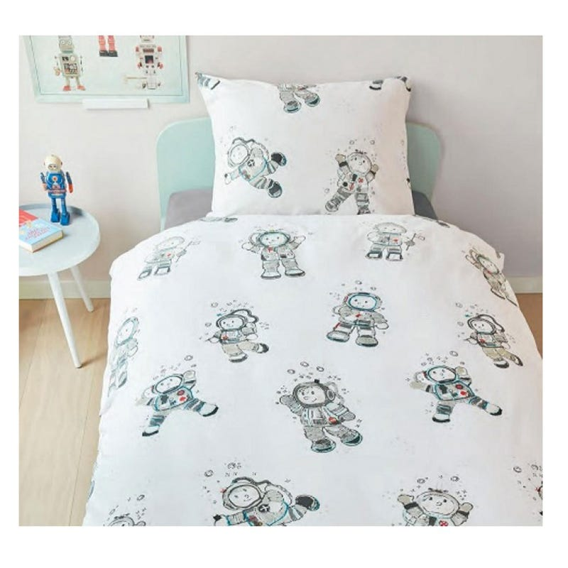 Appolo Twin Duvet Cover