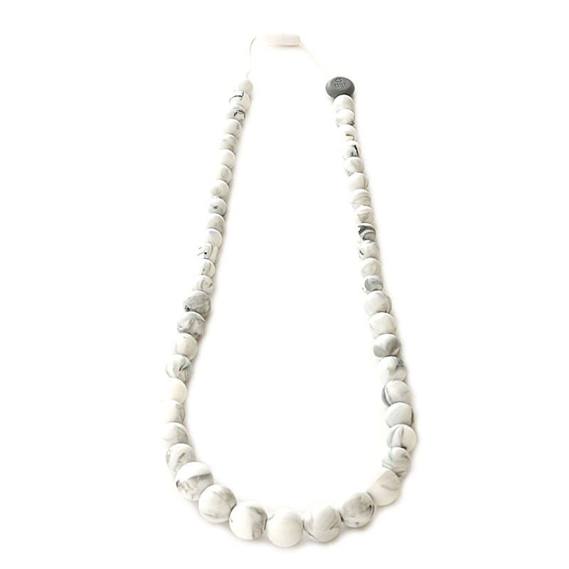Mommy Necklace 80cm - Marble