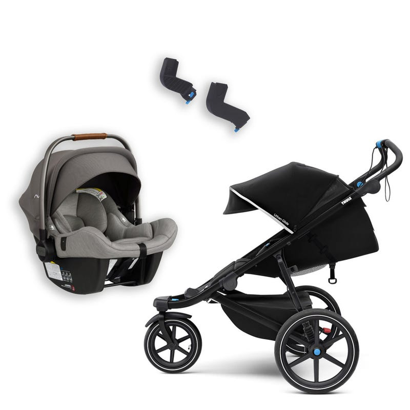 Bundle Urban Glide 2 Stroller and Nuna Pipa Lite Car Seat - Exclusive