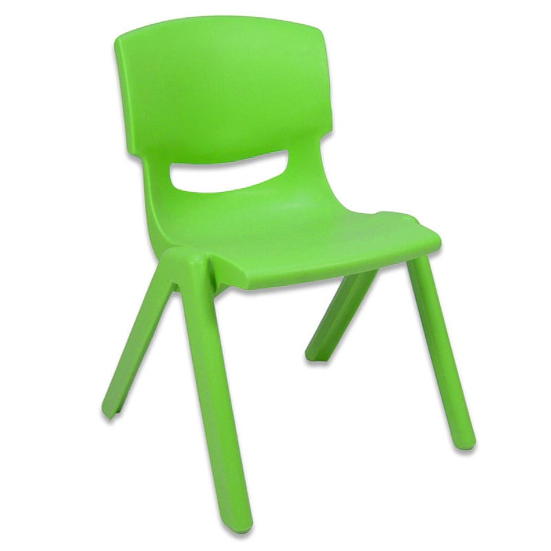 Plastic Chair - Green
