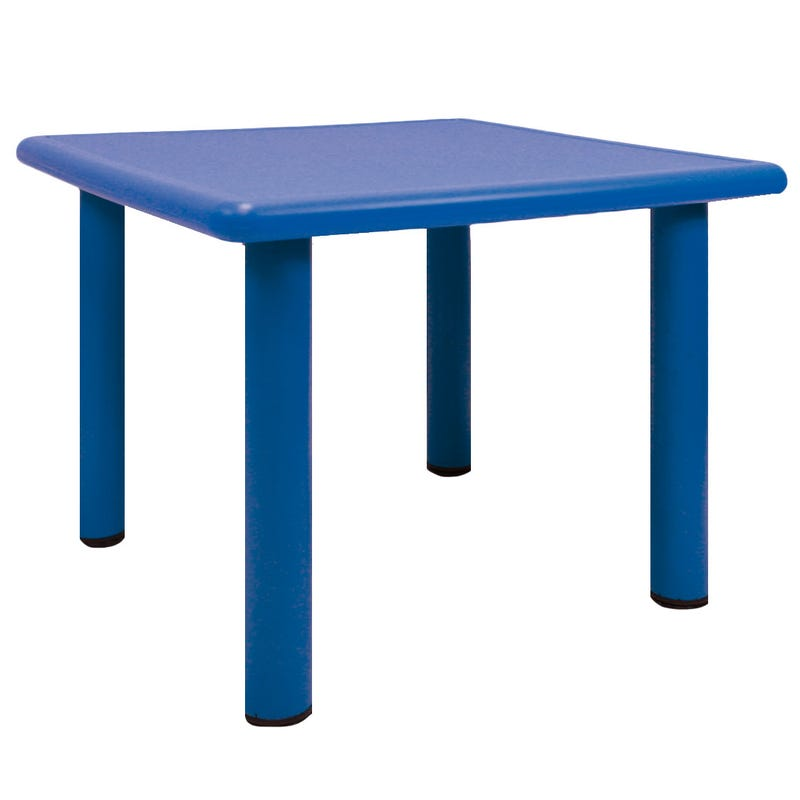 Plastic Table - Blue
