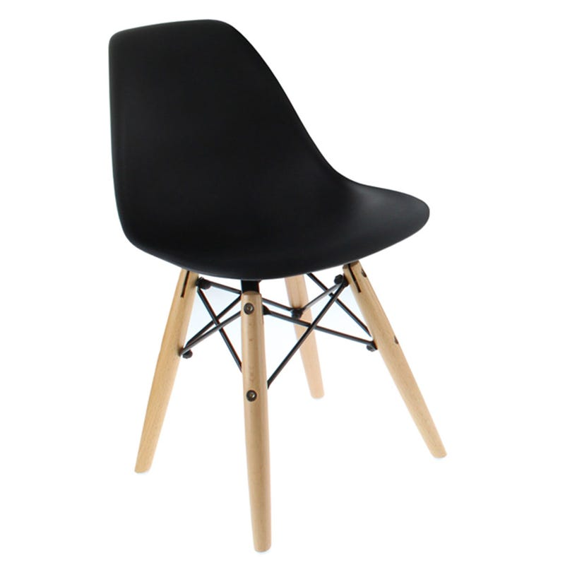 Children Chair - Black