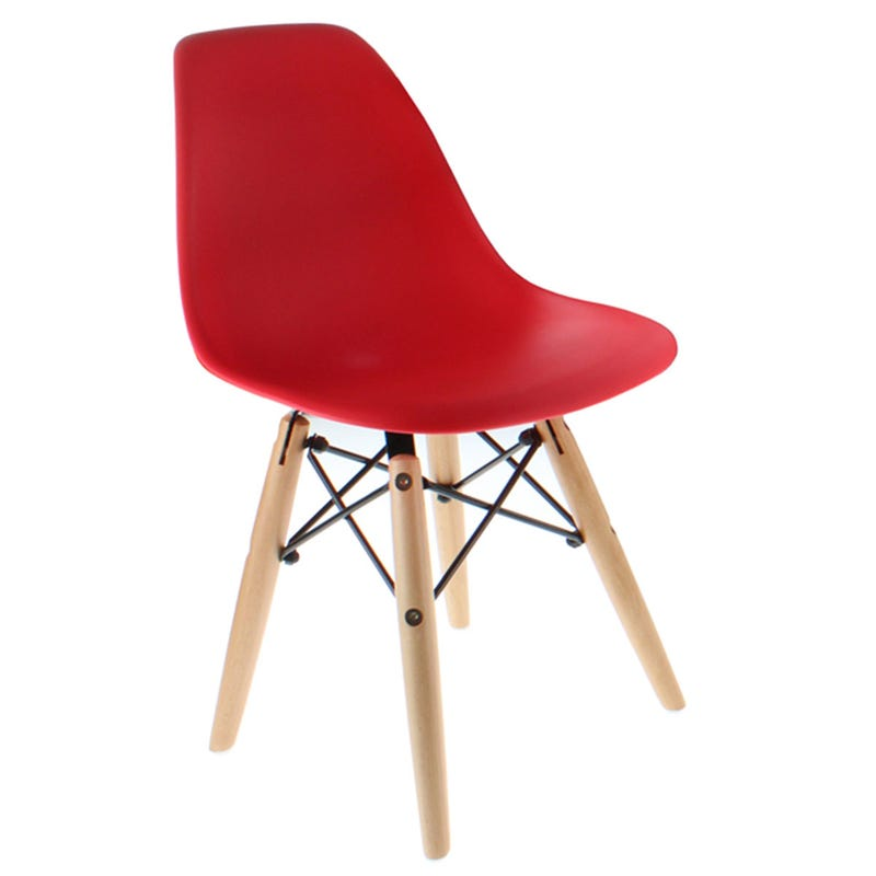 Children Chair - Red