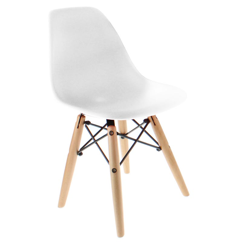 Children Chair - White