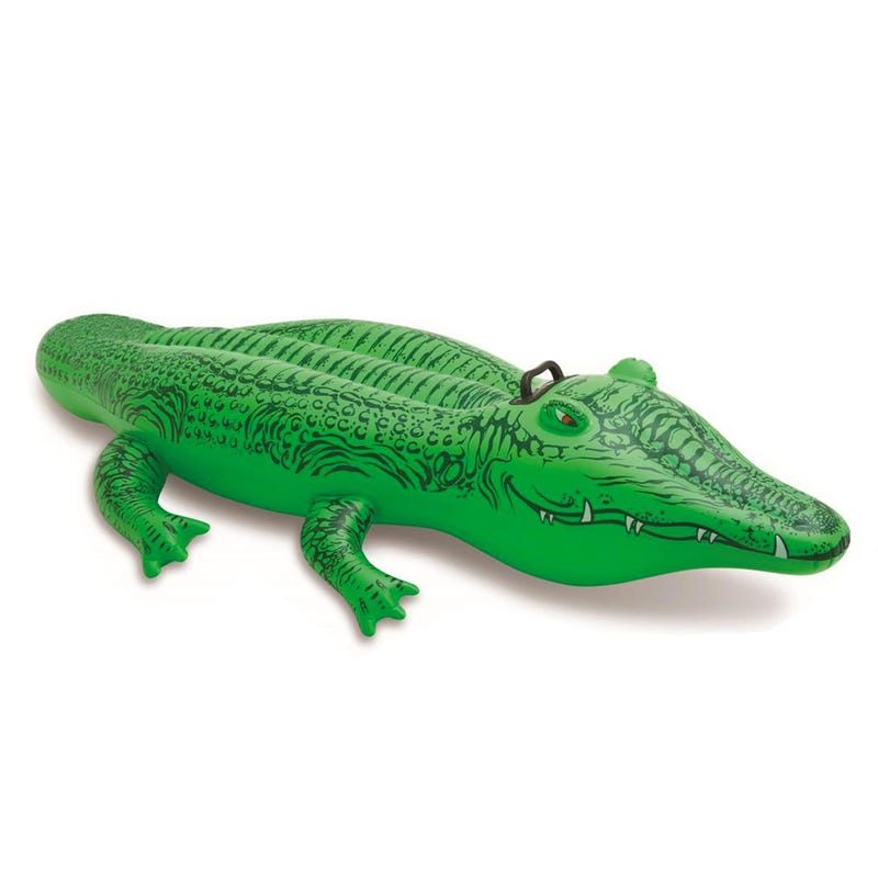 Alligator Gonflable Pour Piscine