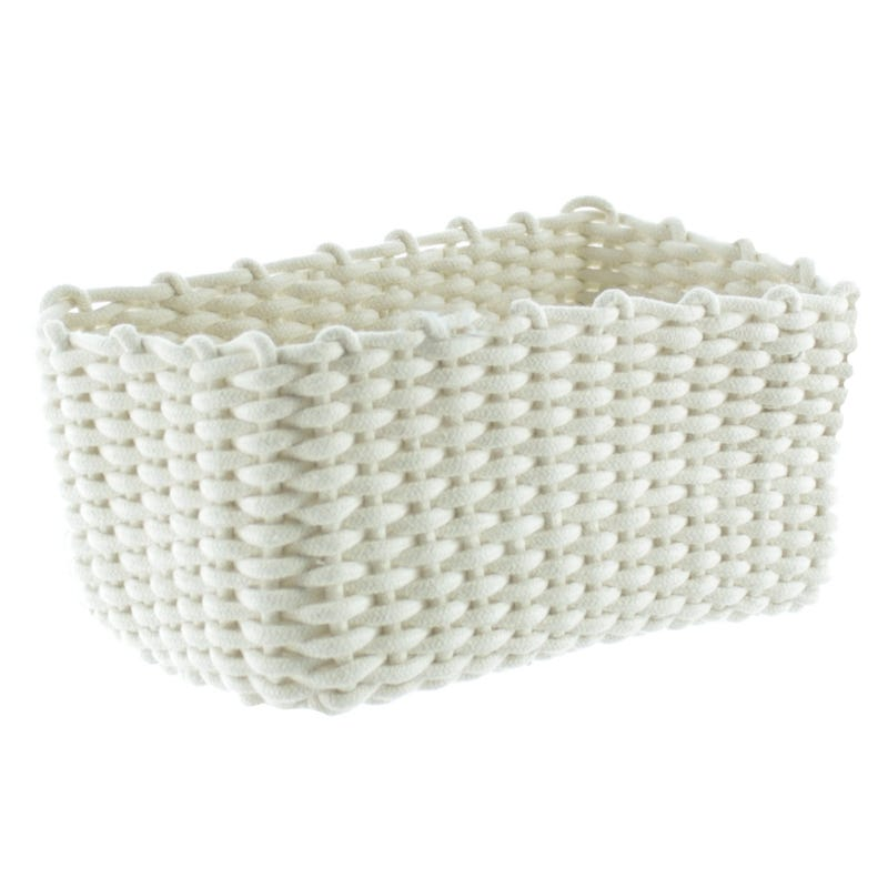 Knit Basket - Beige
