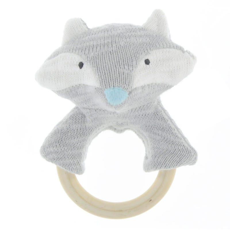 Fox Rattle - Gray