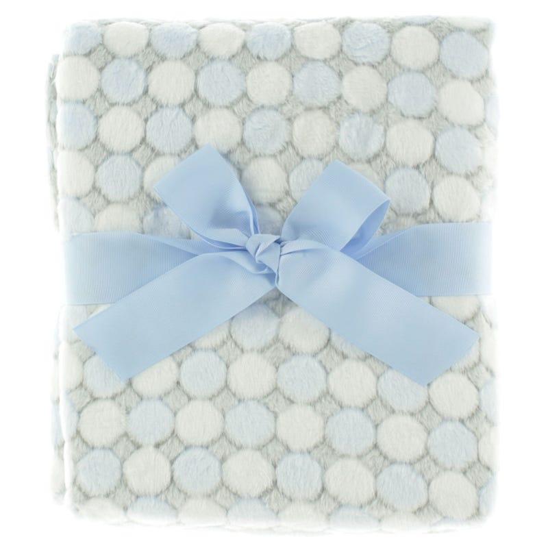 Couverture Cercles - Bleu et Gris