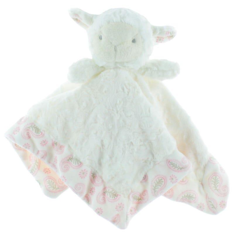 Doudou Mouton Paisley Rose