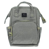 Backpack Diaper - Gray