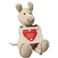 Kangaroo Gift Card Holder - Sainte-Justine Foundation