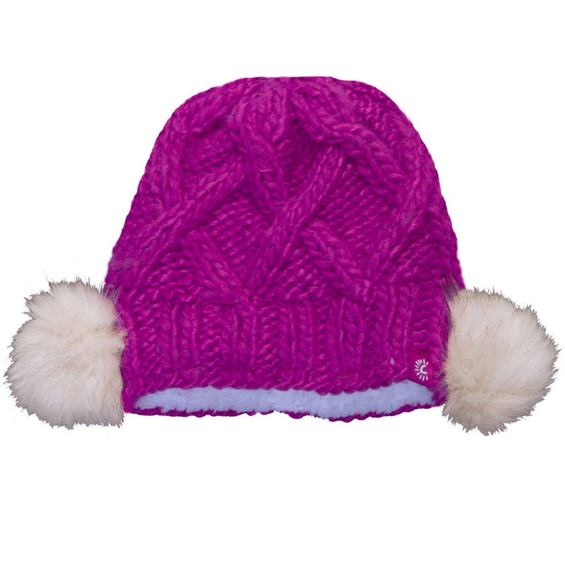 Tuque 2 Pompons Bebe