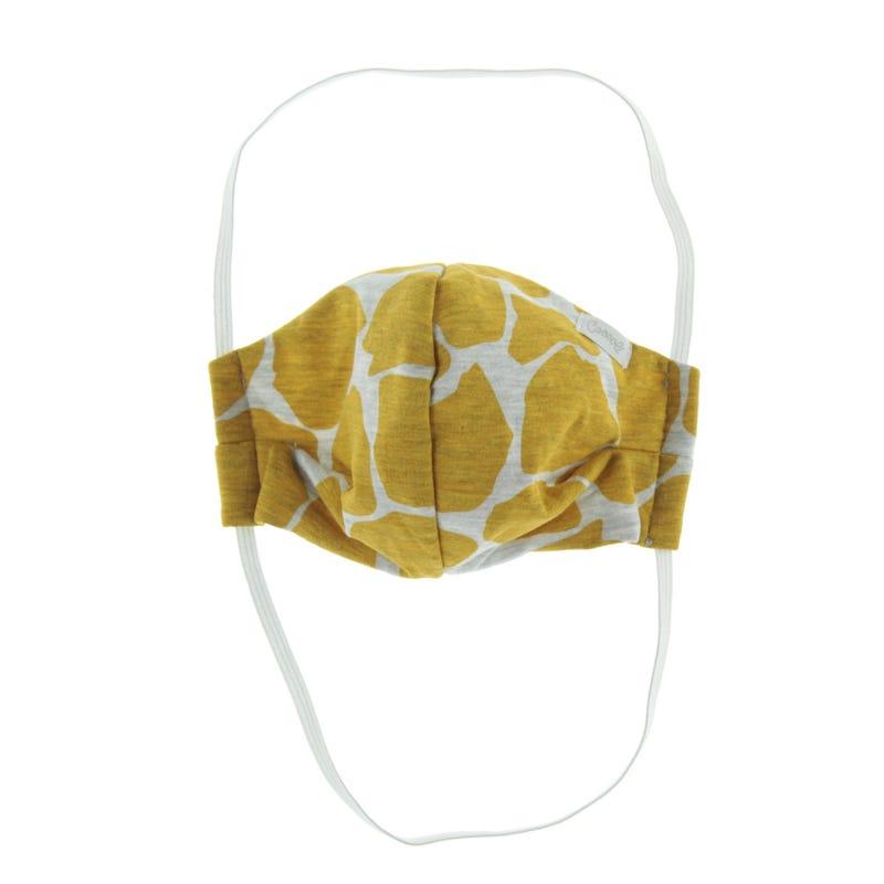 Masque de Protection 2-16ans - Ocre (fait au Québec)