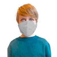 Protection Mask 2-16y - Grey Mix