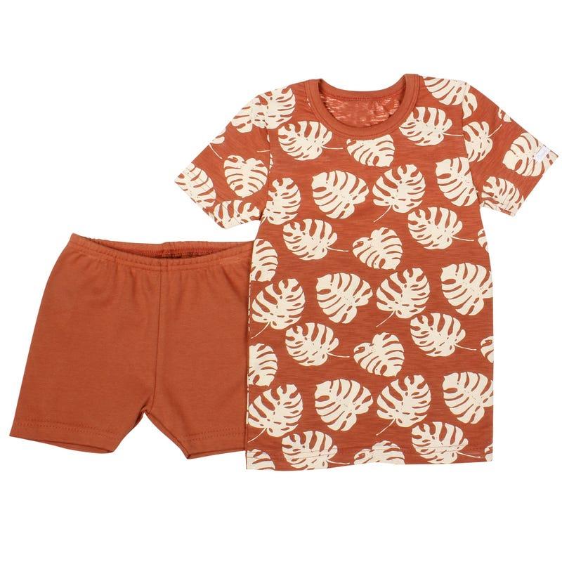 Pyjama Court Serengeti 2-12ans