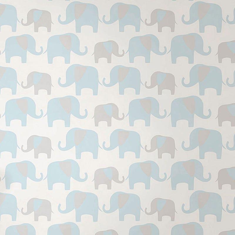Papier Peint Parade d'Éléphant