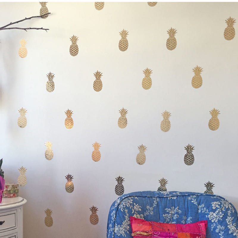 Wall Stickers - Pineapple