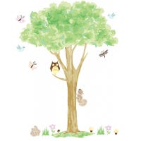 Wall Stickers - Treehouse
