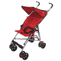 Billy Convenience Stroller - Red