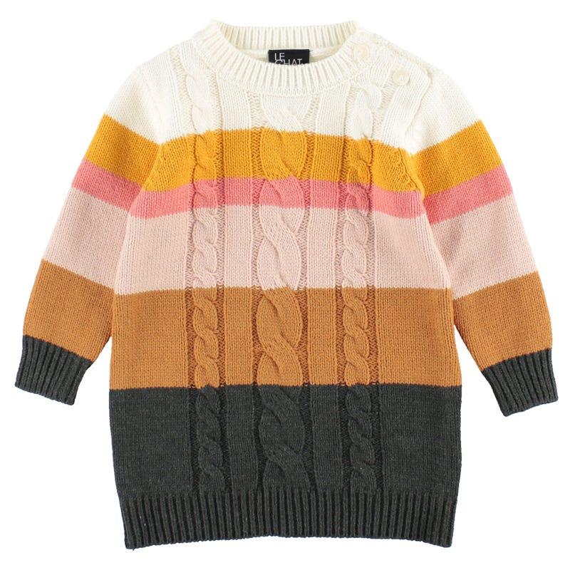 Kitty Knitted Dress 3-24m