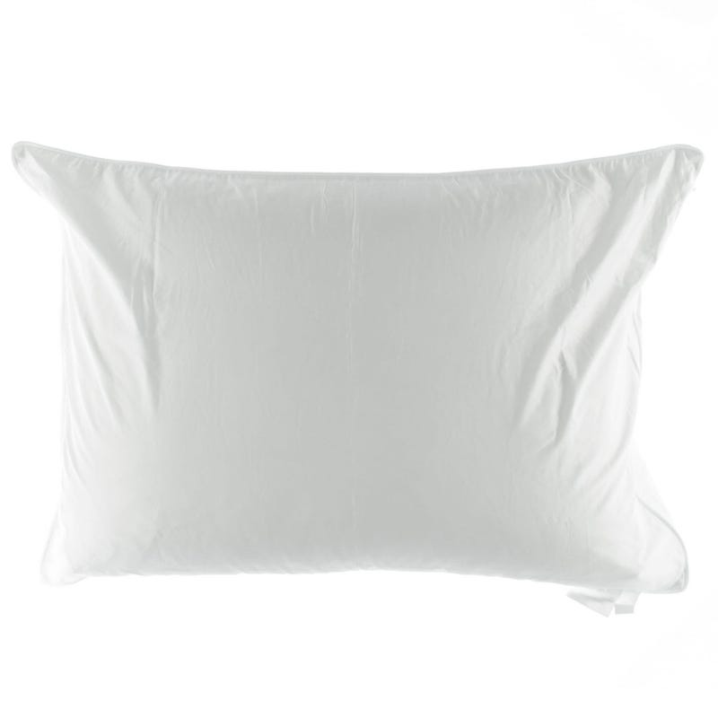 Standard Pillow Protector - White