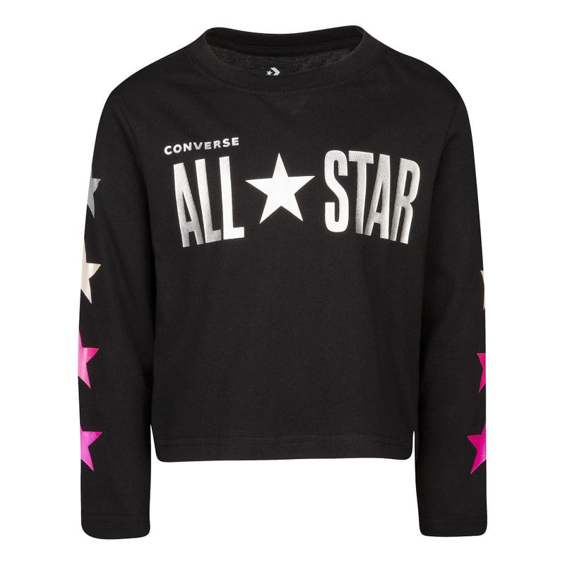 All Star Long Sleeves T-Shirt 4-6X